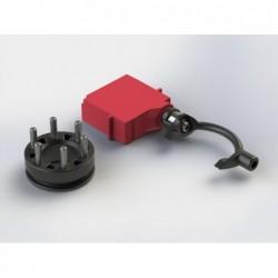 Set Servo ADS-08 Bloqueo diferencial ARRMA (AR390103)