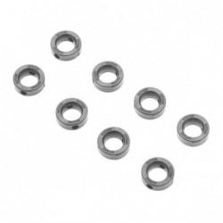 Anillo de sujeción pasador de palier ARRMA (AR310610) 8 uds.