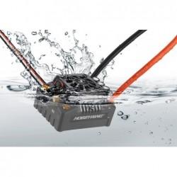 Variador ESC Hobbywing EzRun MAX8 150A V3 Traxxas y Tarjeta
