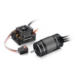 Combo Hobbywing MAX8 + EzRun 4274 2200kv - Traxxas