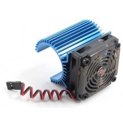 Ventilador 5010 + Disipador Hobbywing 3665 1/10
