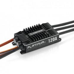Variador ESC Hobbywing Platinum 120A V4