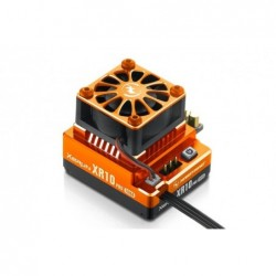 Variador ESC Hobbywing XERUN XR10 160A Pro Orange
