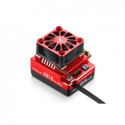 Variador ESC Hobbywing XERUN XR10 160A Pro Red
