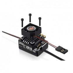 Variador ESC Hobbywing XeRun XR10 PRO Spec-Black 80A