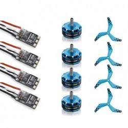Combo Hobbywing 2405 2600kv BLHeli 30A 2-4S - Drone