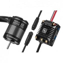 Motor Brushless Hobbywing AXE540 2300kv Crawler