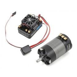 Combo Hobbywing XR8 SCT 140A + XERUN 3660 SD 4300Kv G2