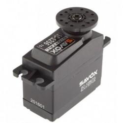 Servo Digital SAVOX SC-1256TG BLACK EDITION (20kg / 0.15s)