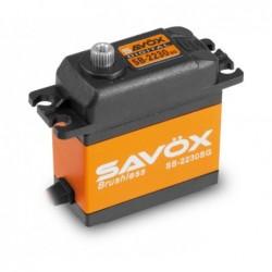 Servo Savox SB-2230SG Brushless 84g (42kg / 0.13s)