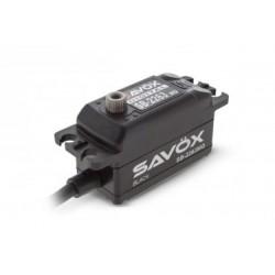 Servo Savox SB-2263MG 48g (10kg / 0.076s) - Black Edition
