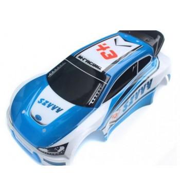 Carrocería Azul para Rally 1/16 WLtoys (A949-60)