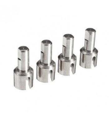 Vasos de diferencial 9x19mm WLTOYS (A959-B-21) 4 uds.