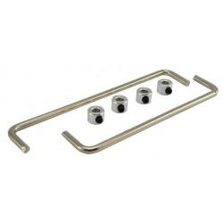 Ackerman rod & alum collar - HoBao (89115)