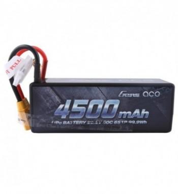 Bateria LiPo Gens Ace 4500mAh 22.2v 60C 6S1P Hardcase