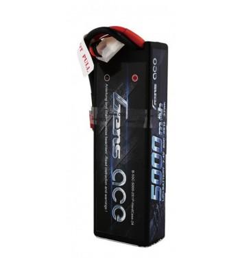 Bateria LiPo Gens Ace 5000mAh  7.4v 50C 2S1P Hardcase