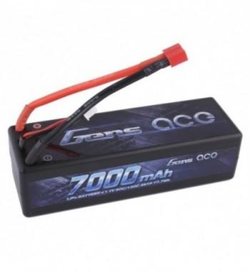 Bateria LiPo Gens Ace 7000mAh 11.1v 60C 3S1P Hardcase