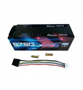 Bateria LiPo Gens Ace 6750mAh 14.8v 100C Hardcase RS