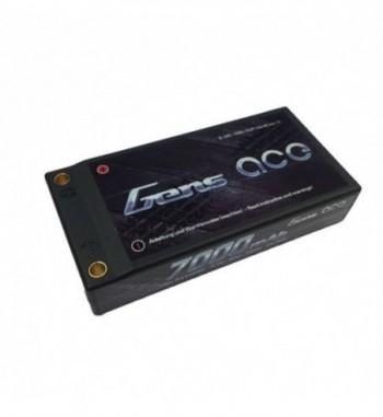 Bateria LiPo LiPo Gens Ace 7000mAh 3.7v 50C Hardcase