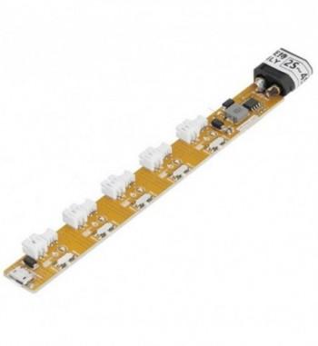 HUB para baterias de 200-500 mAh Hubsan / Syma / 2-4S LiPo