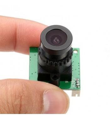 Camara gran angular 700TVL CMOS 2.8 mm NTSC 120 grados