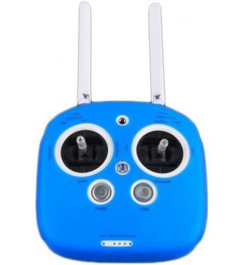Funda de silicona azul para emisora DJI Phantom 3