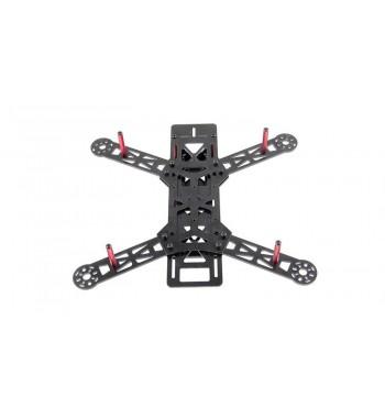 Frame drone QAV250 carbono