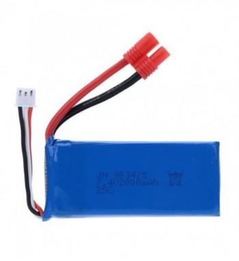 Bateria 2000mAh 7.4v 25C Syma X8