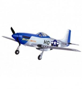 Avion Volantex RC Mustang P51D Warbird PNP (768-1)