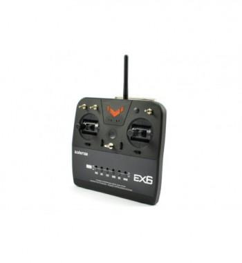 Emisora + receptor Volantex RC EX6 6CH 2.4Ghz EAR711