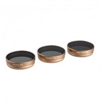 Set de 3 filtros PolarPro Cinema Vivid Collection para DJI Phantom 4 OUTLET