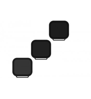 Set de 3 filtros PolarPro para GoPro Karma / Hero 5 / Hero 6