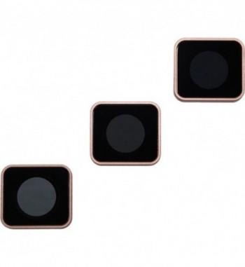 Set de 3 filtros PolarPro Shutter para GoPro Hero 5/6