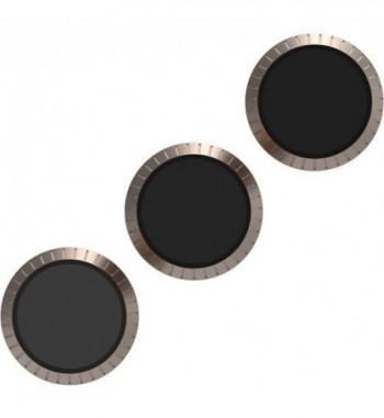 Set de 3 filtros PolarPro Shutter para Zenmuse X4S