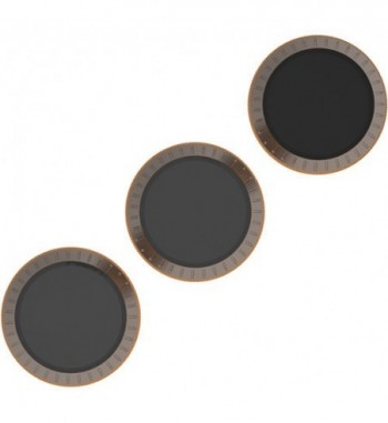 Set de 3 filtros PolarPro Vivid para Zenmuse X4S