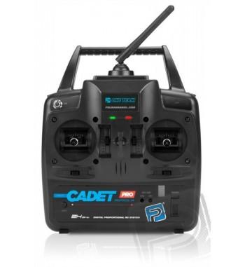 Emisora 2.4Ghz CADET 4 PRO - MODE 1