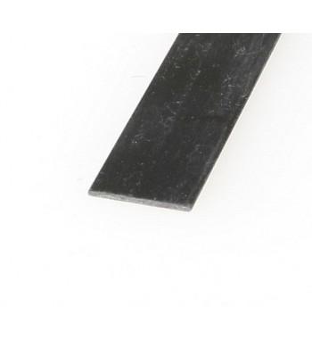 Lamina de carbono 0.5x10x1000 mm