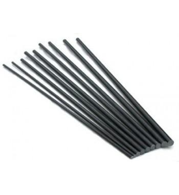 Barra de carbono 5mm 1 metro