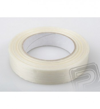 Cinta de fibra de vidrio 25 mm