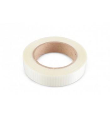Cinta de fibra de vidrio cruzada 25 mm