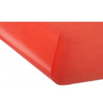 Papel para revestimiento brillante 13g / m2 rojo