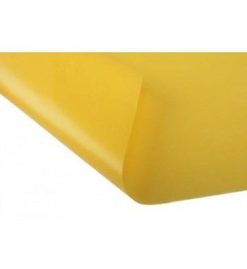 Papel para revestimiento brillante 13g / m2 amarillo