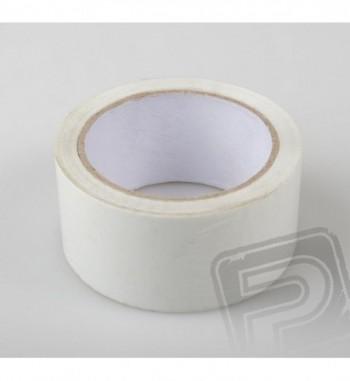 Rollo de cinta blanca
