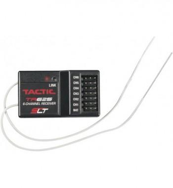 Receptor antena doble Tactic TR625 6ch