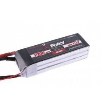Bateria LiPo RAY 2700 mAh 11.1v 30/60C Air Pack
