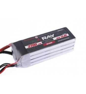Bateria LiPo RAY 2700 mAh 14.8v 30/60C Air Pack