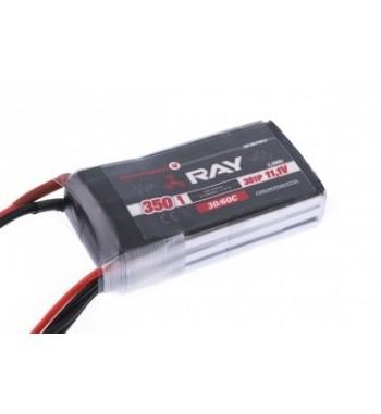 Bateria LiPo RAY 350 mAh 11.1v 30/60C Air Pack