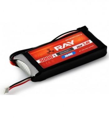G3 RAY LI-POL 5000 mAh/7.4 26/50C