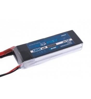 Bateria LiPo FOXY 1800 mAh 7.4v 40/80C 13.2Wh Air Pack