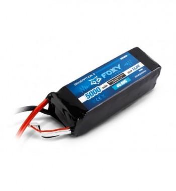 Bateria LiPo FOXY G2 5000 mAh 14.8v 40/80C 74.0WH Air Pack